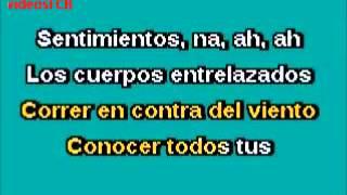 Daniela Romo   Yo No Te Pido La Luna   karaoke