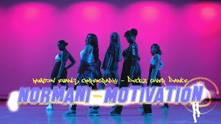 [DUCKIZ Units] Normani - Motivation | Hamilton Evans Choreography Cover Dance