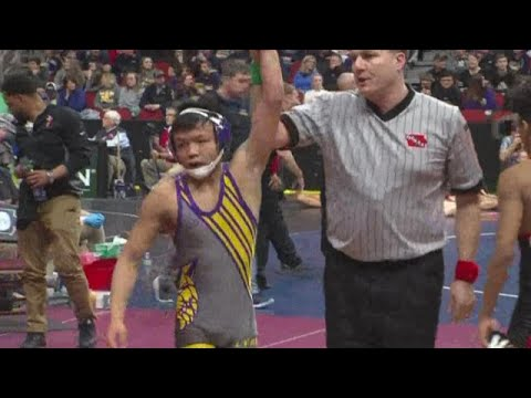 Wrestlers Punch Their Ticket To Iowa High School State Wrestling Final Matches On Saturday