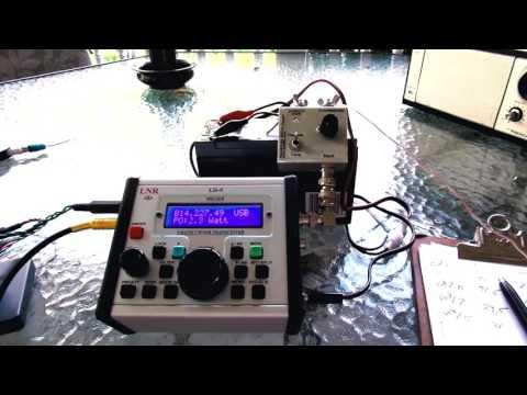 LNR LD-5 Transceiver SSB QSO