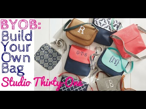 30977d46bb0351 ... byob build your own bag studio thirty one thirty one bags ...