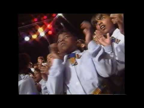 Mississippi Children's Choir - Its Me O Lord