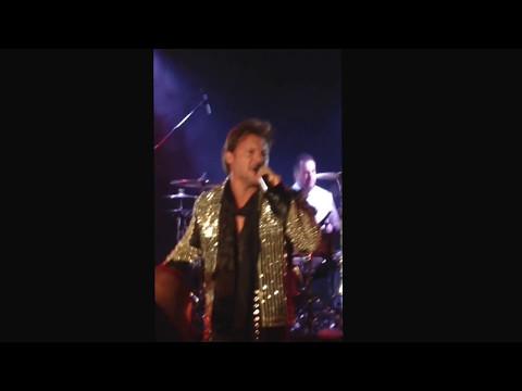 FOZZY Judas rising tour performing Judas Live May 6, 2017 Canton Georgia
