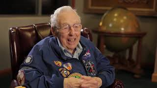 WWII Veteran Owen Hughes Interview(2017)