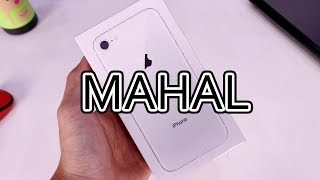 iPhone 8 Unboxing++ : hape mahal 2017 Indonesia