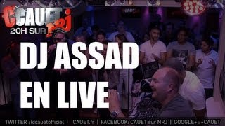 Dj Assad Ft Alain Ramanisum & Willy William - Li Tourner - Live - C