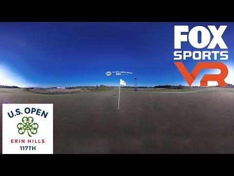 Erin Hills Hole 1 | 360 VIDEO | 2017 U.S. Open