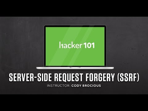 Hacker101 - SSRF