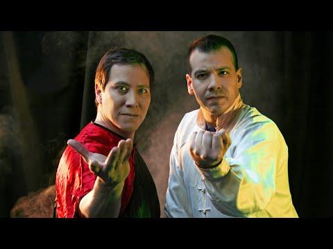 Press Start: Mortal Kombat's Daniel & Carlos Pesina