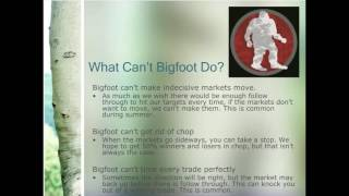 Introducing Bigfoot Automated Trading - NinjaTrader Webinar