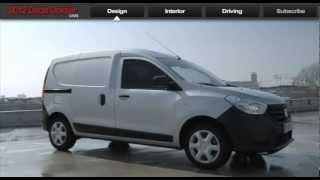 2012 Dacia Dokker Van - Review Details