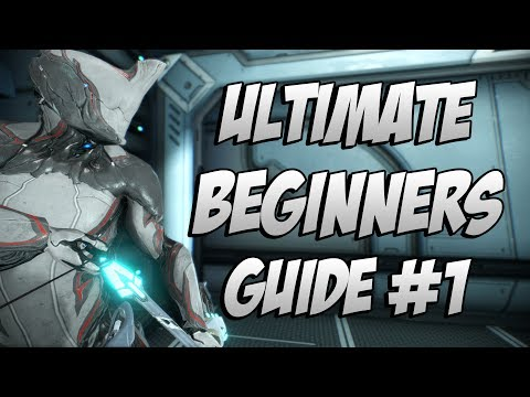 Warframe: The ULTIMATE Beginner's Guide Episode #1 Starter choices and the Vor's Prize quest