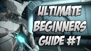 Warframe: The ULTIMATE Beginner's Guide Episode #1 Starter choices and the Vor's Prize quest thumbnail