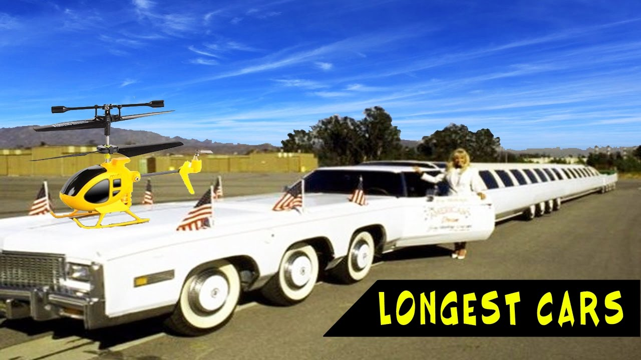 TOP 10 Biggest and Longest Limousines in World History ...
