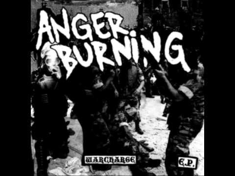 Anger Burning-Fear
