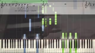 "Oft gefragt Annenmaykantereit piano ""synthesia"""