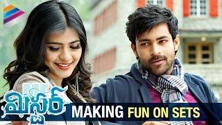 Mister Movie Making | Varun Tej | Lavanya Tripathi | Hebah Patel | Sreenu Vaitla | Telugu Filmnagar