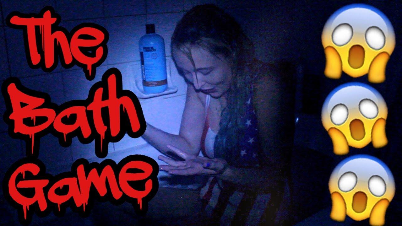 THE BATH GAME! - YouTube