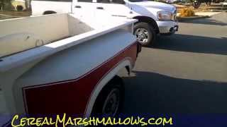 El Cajon CA Fire San DIego ~ Truck Review ~ Evacuated East County Fires