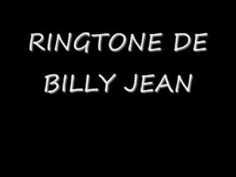 MICHAEL JACKSON RINGTONE    BILLY JEAN