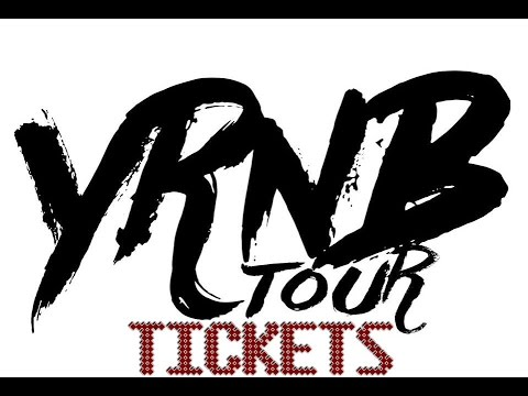YOUNG RNB TICKETS 2016-2017
