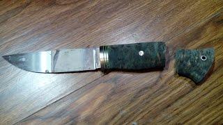 Как делается надежный нож