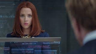 Сокол и Капитан Америка устанавливают чипы   Первый Мститель:Другая Война (2014)