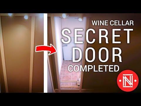 Building a Secret Door Part 2    DIY