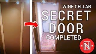 Building a Secret Door Part 2 || DIY