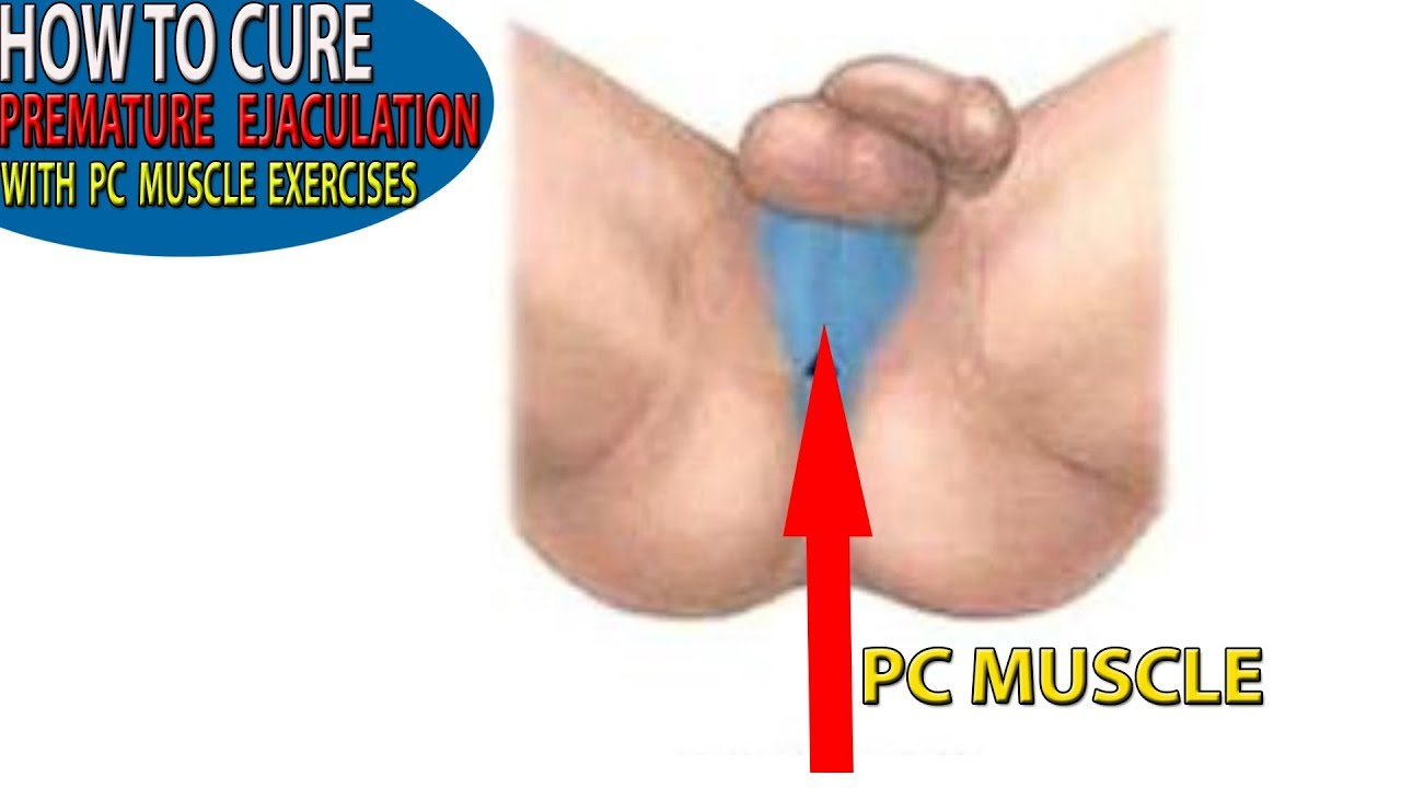 How to squeeze your pc muscle
