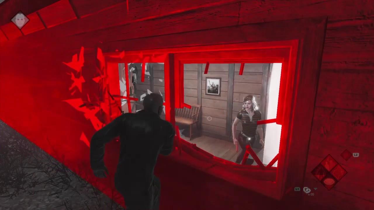 Friday 13th PS4 - Jason Start a New Hunting Season! - YouTube