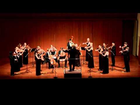 Arensky: Variations on a theme by Tchaikovsky (op. 35a)