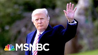 Misspellings & Wrong Words: A Day In The Life Of President Trump's Twitter | The 11th Hour | MSNBC