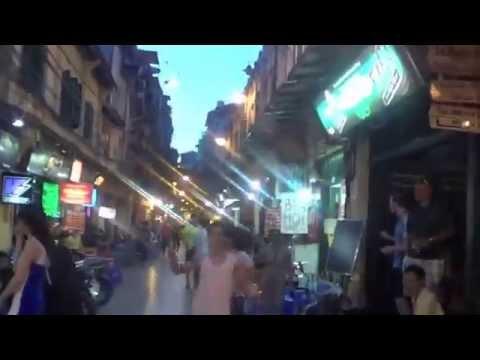 Hanoi Vietnam- Hay Live Music Bar!