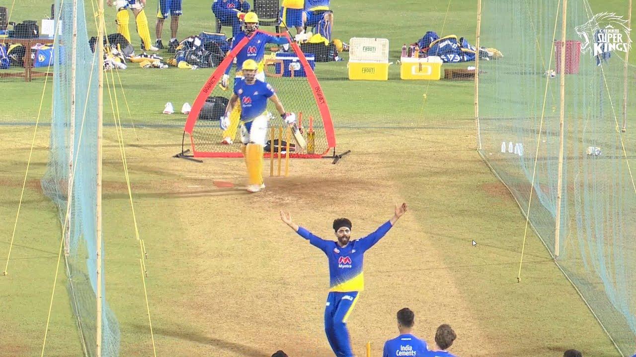 Download Thala Dhoni 🔥🔥 Uncut Shots at Practice Match Highlights | CSK vs DC | IPL 2021 | Chennai Super Kings