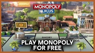 Monopoly Plus: Building Empires in the Free Trial -- Livestream | Ubisoft [NA]
