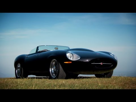 Etype and Eagle Speedster  Top Gear  BBC