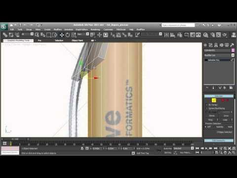 3d Studio Max - Modelare simpla