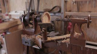 My Old Wood Lathe