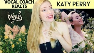 Download Lagu Vocal Coach Reacts KATY PERRY Daisies MP3