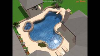 The Complete Backyard-buckner Pool Preview-  Phillip Veno-  Designs Are Proprietary