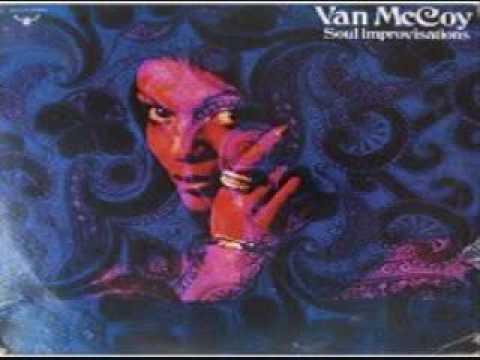 Van McCoy - Soul Improvisations LP 1972