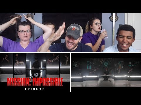 Play Mission Impossible (Indian Version)  | Tushar Lall (TIJP) REACTION!