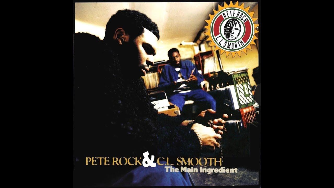 Download Pete Rock & C.L. Smooth_The Main Ingredient + Instrumentals (Album) 1994