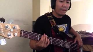 Saviour King - Hillsong (Bass Cover)