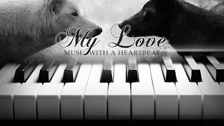 """My Love"" - Sad Emotional Piano Rap Beat Hip Hop Instrumental"