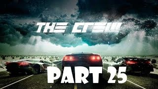 The Crew Closed Beta PS4 Jump Skill 4 - 2013 Nissan 370Z Gameplay Part 25