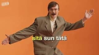 Stig - Sitä sun tätä (Lyriikkavideo)