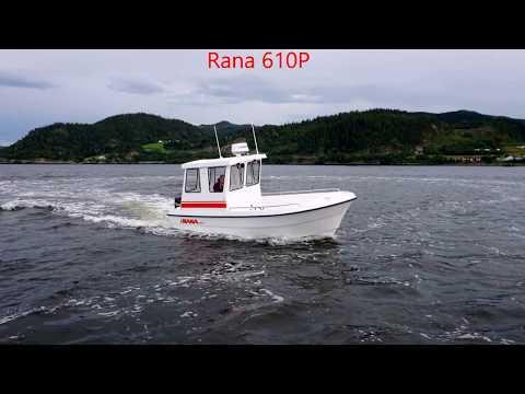 Rana 610P Reklamesnutt