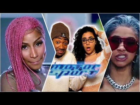 Migos, Nicki Minaj, Cardi B - MotorSport | 🤔🔥 WHO'S BETTER NICKI MINAJ VS CARDI B | Reaction Video